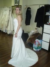 šaty MEDICI krásné