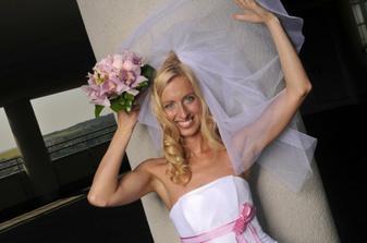 nevěsta a zlobivý závoj