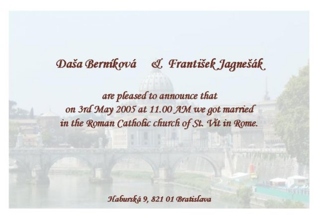 Daška Berníková{{_AND_}}František Jagnešák - Obrázok č. 36