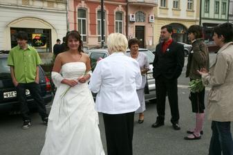 zasněný kukuč na ženicha