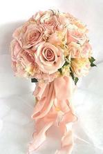 Tuto svatební kytičku si nechám udělat