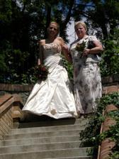 Sestup nevěsty :o)