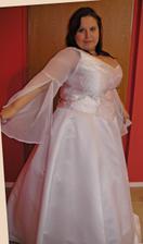 šaty 1. - zboku