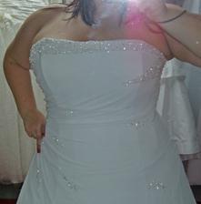 šaty 10. - detail