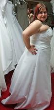 šaty 11. - dělaly mi divný tvar prsou