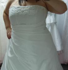 šaty 12. - detail