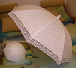 Doplňky k šatům - nepromokavý deštník