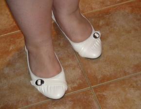Druhé botky - na mně