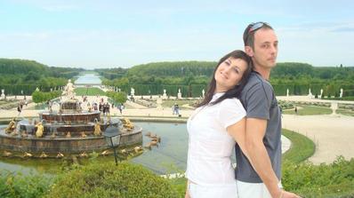 ..A tu sa to všetko začalo krásnym snubným prsteňom. Paris 2009