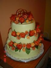 Nějakej takovej dort ale do ružova