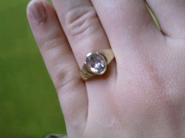 Čo už máme a čo by sme chceli:-)) - moj zasnubny prstienok