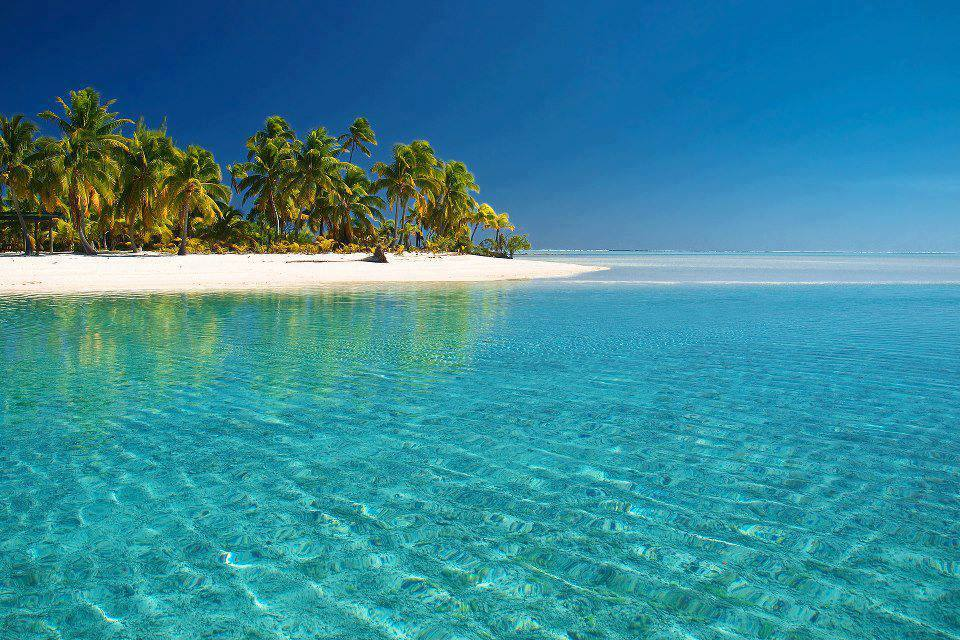 Honneymoon inšpirácie - Cookove ostrovy