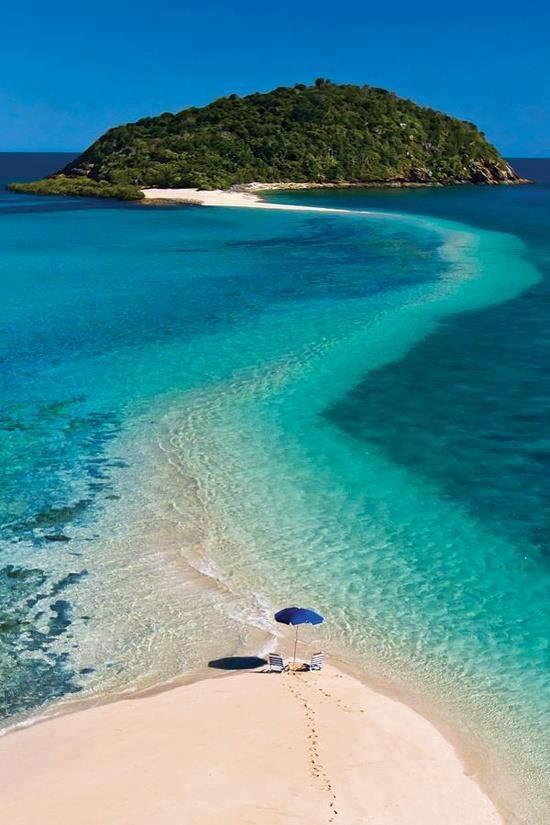 Honneymoon inšpirácie - Fiji