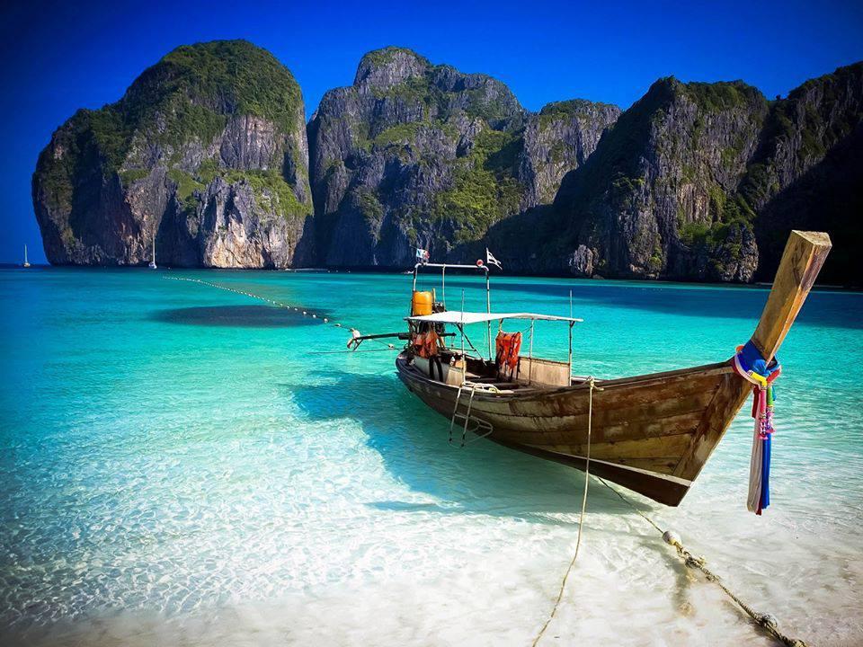 Honneymoon inšpirácie - Phi Phi (Thajsko)