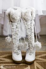 Na zimnú svadbu podľa mňa úchvatné :-)