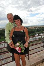 svědek s manželkou