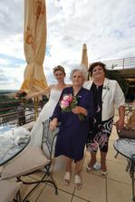 já s maminkou a babičkou