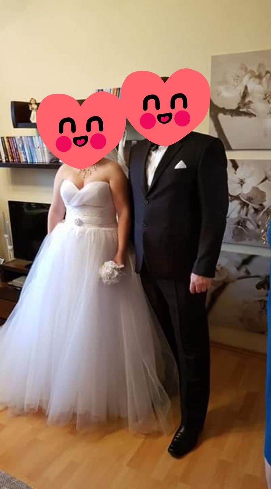 Svadobne šaty - Obrázok č. 3