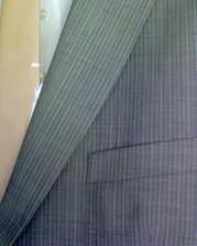 oblek - detail