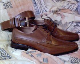 Víťovo botičky a pásek