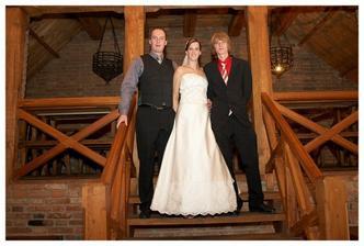 nevěsta s bráchama
