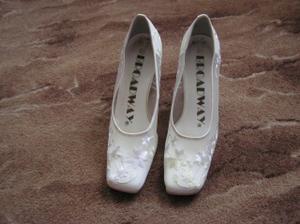 moje krásný botky,půjčený od Andrejky