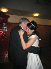 Taneček s taťkou