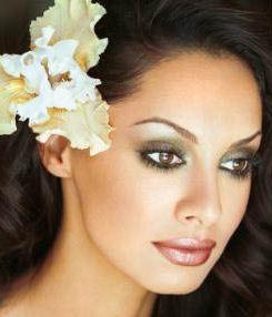 :o) predpriprava.... - krásny make-up