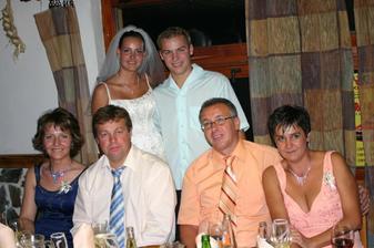s rodičmi...