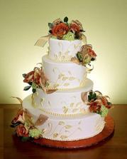 alebo podobna dopasovana so svadobnou kyticou