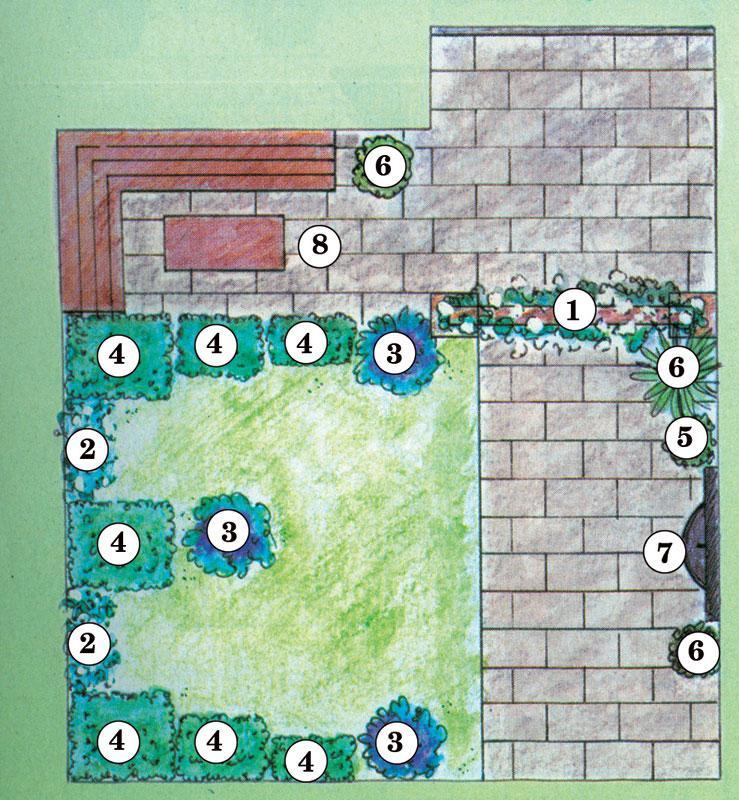 Záhony, výsadby a nejaké tie doplnky - Obrázok č. 54