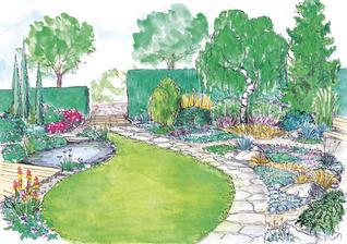 vresovisková záhrada