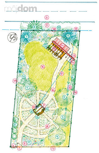 Záhony, výsadby a nejaké tie doplnky - Obrázok č. 361