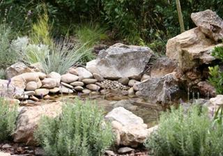 Záhradná fontánka