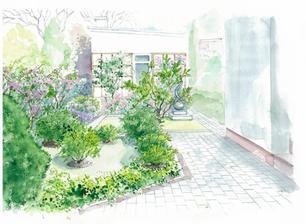 Okrasná záhrada z kvetov