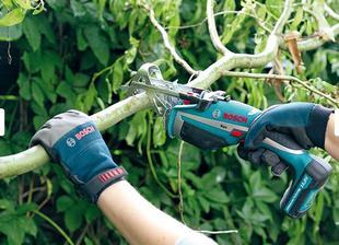 1. PÍLENIE Zo stromu odpílime konáre s rôznou hrúbkou i dĺžkou. Výbornou pomôckou je malá akumulátorová pílka, s ktorou prácu hravo zvládnete.