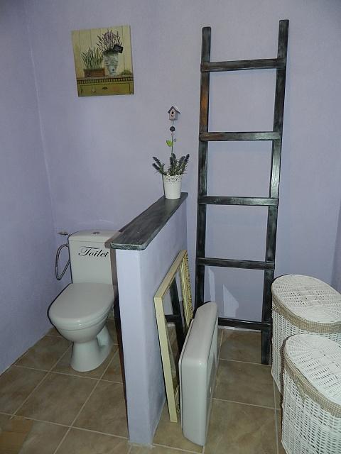 Náš už bývalý domček - kúpelna
