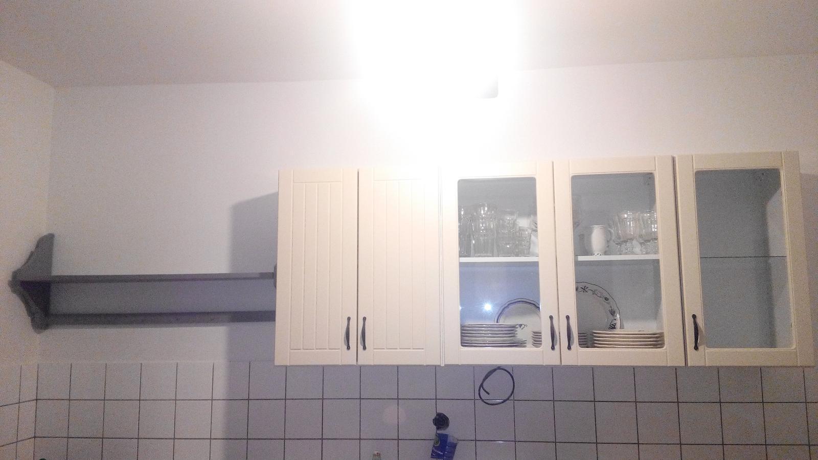 Kuchyňa - Zavesene :-)