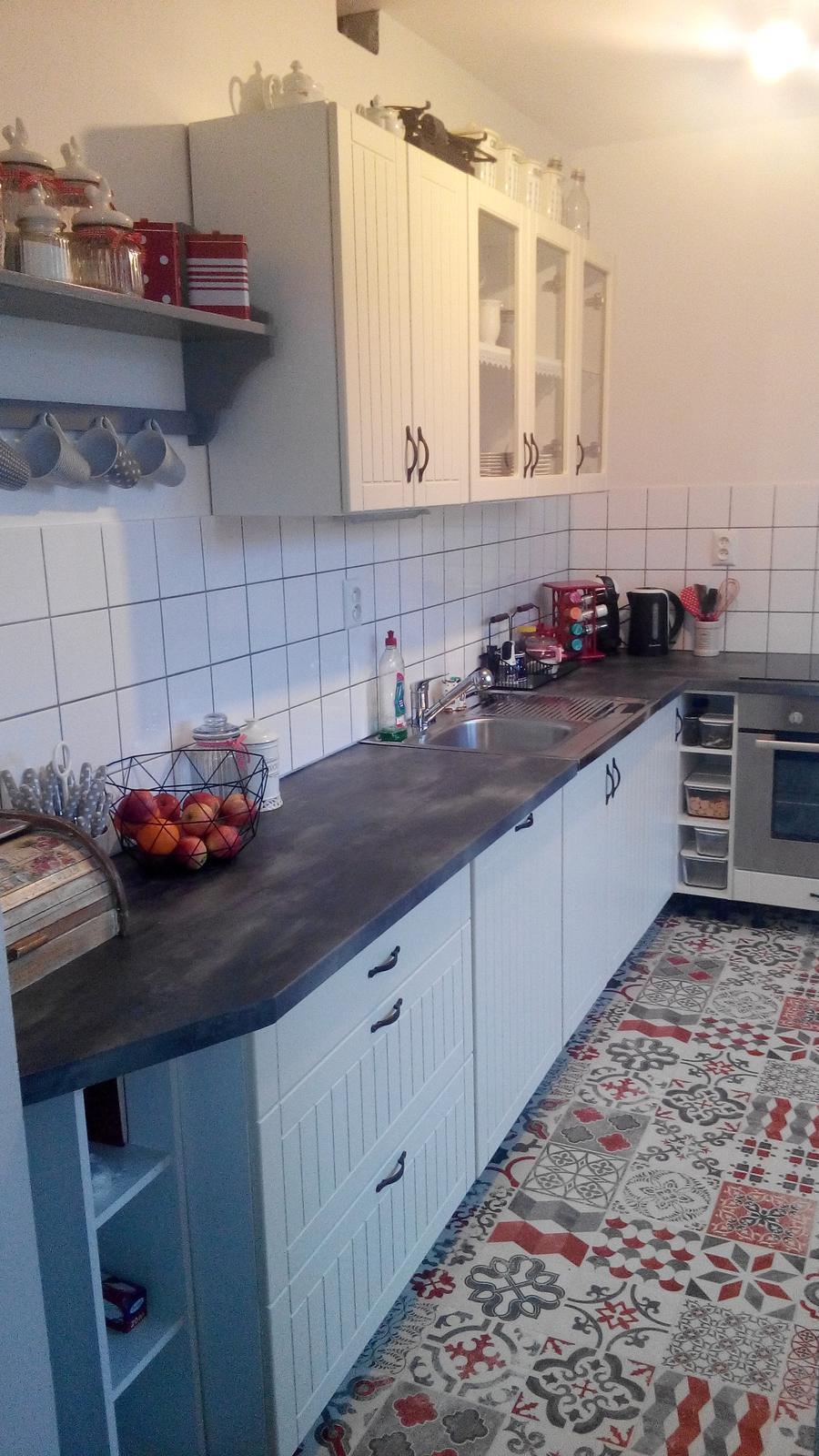 Kuchyňa - Pomalicky zariadujem