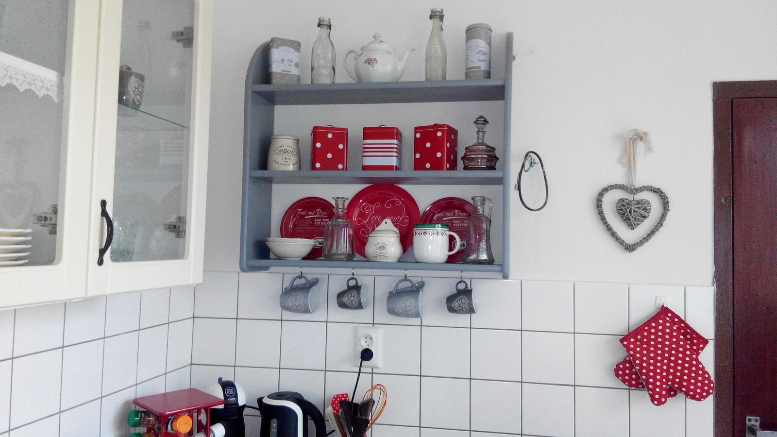 Kuchyňa - Este to chce daku lampu kedze tam nebude zatial digestor