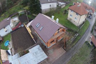 strecha hotová :)
