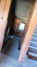 špajza pod schodami