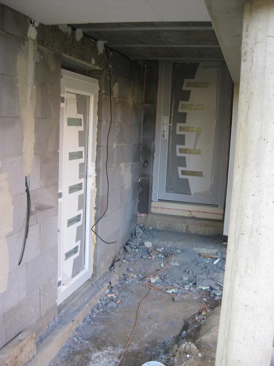 Náš domček - Vchodové dvere