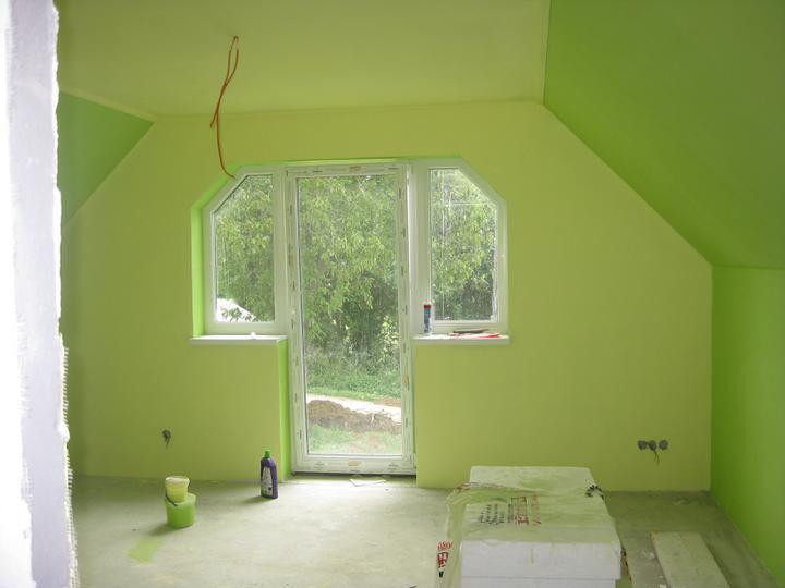 Náš domček - Detská izba