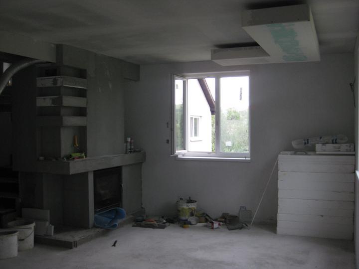 Náš domček - Obývačka