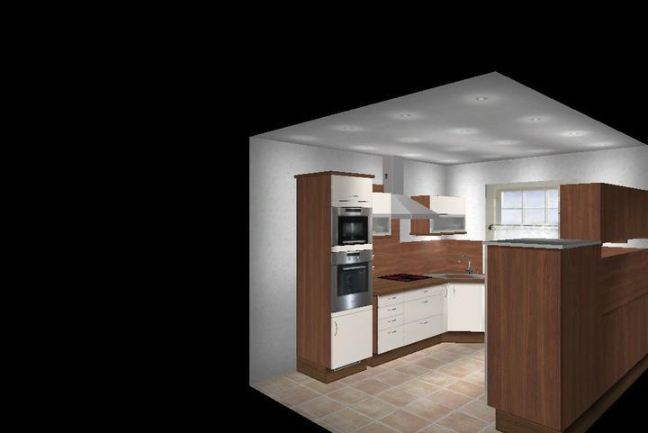 Návrh kuchyne - Obrázok č. 3