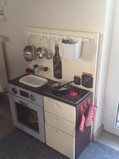 Kuchyňka ze staré televize :-)
