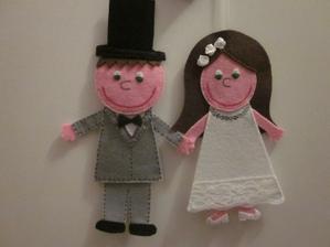 Můj první svatební výtvor:-)