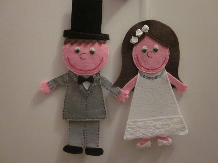 Co už máme - Můj první svatební výtvor:-)
