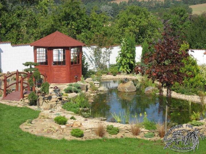 Voda v záhrade - Obrázok č. 104